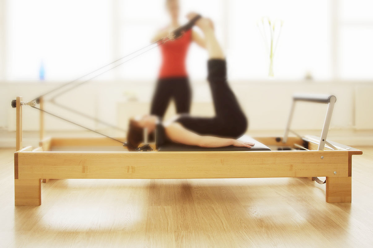 Physical Therapy + Pilates = Powerful Combo